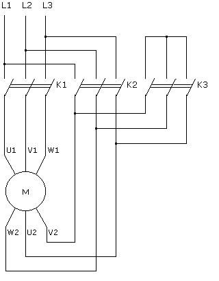Схема подключения ЗВЕЗДА